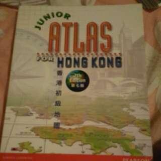 Junior Atlas For Hong Kong