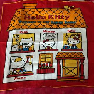 Hello kitty big Handkerchief