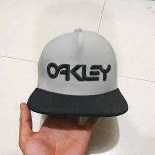 Original Oakly cap