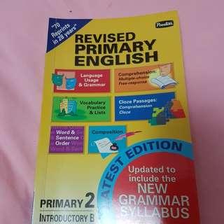 Preston Primary 2 English