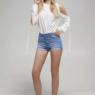 Bardot Denim Shorts