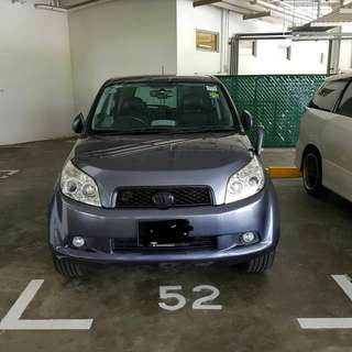 Toyota Rush 1.5A 2008