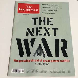 The Economist back issues