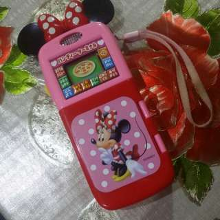 Mini Mouse Restaurant Toy Phone