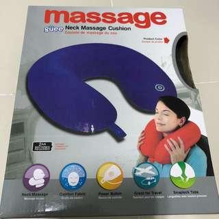 BN Neck Massage Cushion (Blue)