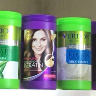 Hair Care Keratin Spa