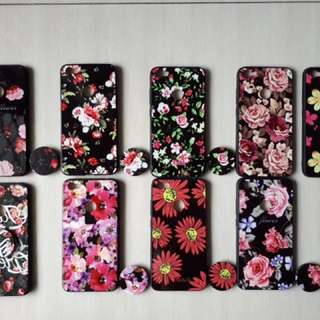 Softcase Fuz Flower Glass Posocet