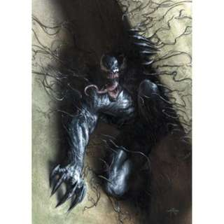 GABRIELE DELL'OTTO WEBS PORTFOLIO lithograph art print 13.5 x 9.5 in. 1 out of 300