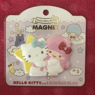 Hello Kitty Magnet