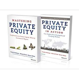 Mastering Private Equity Set 1st Edition, Kindle Edition by Claudia Zeisberger  (Author),‎ Michael Prahl (Author),‎ Bowen White (Author)