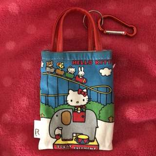 Vintage hello kitty bag