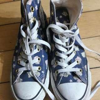 Converse 雙子星帆布鞋