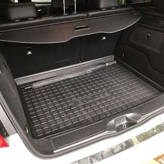 Boot Tray Mat for Mercedes