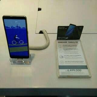 Samsung Galaxy A8 bisa kredit 30 menit aja