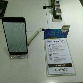 Samsung Galaxy j7+ kredit proses 30 menit