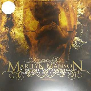 Marilyn Manson LP/vinyl record