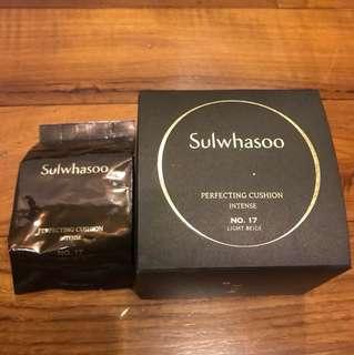 Sulwhasoo perfecting cushion 17 (refill)