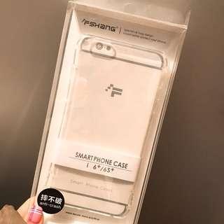 iPhone 6+ / 6s+ case 透明包四邊