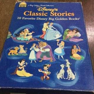 BOX SET HARDBOUND Disney's Classic Stories