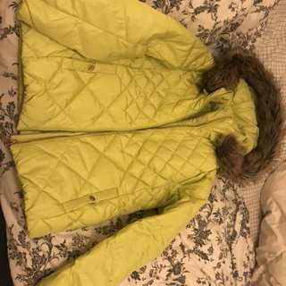 99% new 90% down jacket (偏小)