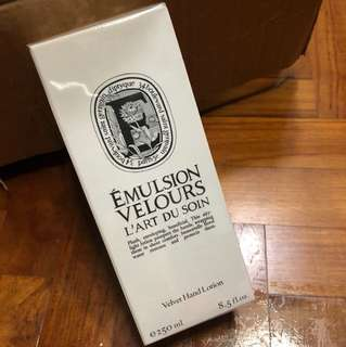 Diptyque Hand Lotion New