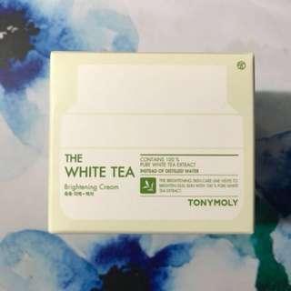 Tony Moly The white tea Brightening cream