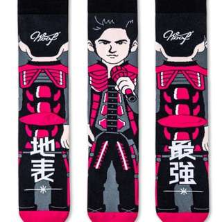 Jay Chou limited edition socks