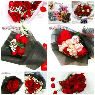 Valentine's Day Bouquet Mystery Gifts!