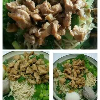 Mie Ayam #Dapoer Ita# Promosi