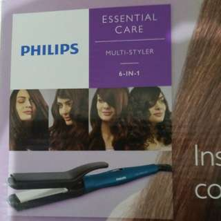 Phillips Multi-Styler 6-in-1