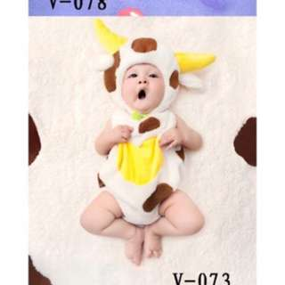 Baby photography costume