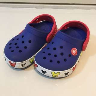 Preloved Crocs Kids Shoes