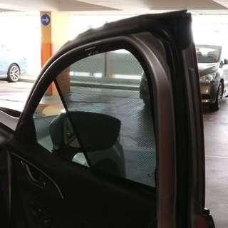 Mazda 3 (2013 - Present) Magnetic Carshade