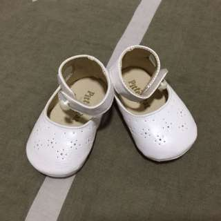 Pitter pat baby girl shoes