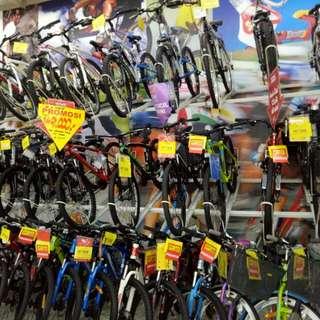 Sepeda BMX Cicilan Tanpa Kartu Kredit