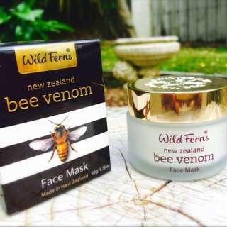 NZ Bee Venom Facial Mask