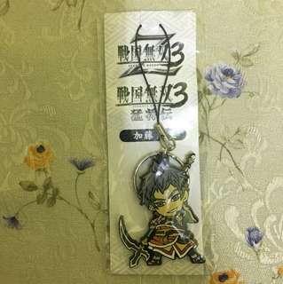 Sengoku Musou 3 Keychain