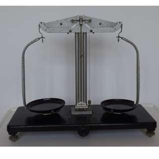 Vintage Scientific Balance Scale by Griffin & George Ltd - London