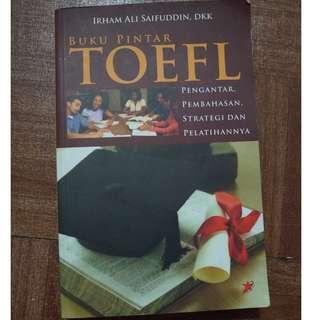 Buku Pintar TOEFL