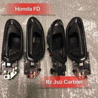 Honda FD Carbon inner handle