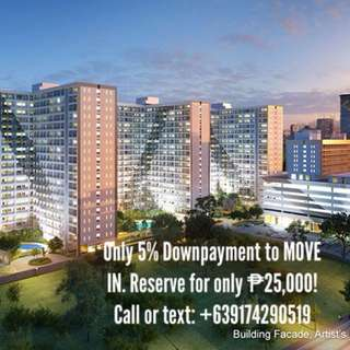 Resort-Type Residences near Bonifacio Global City, Taguig