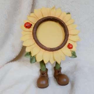 🚚 向日葵站立相框