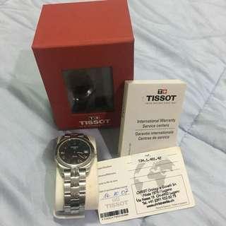 Tissot watch authentic original 100%