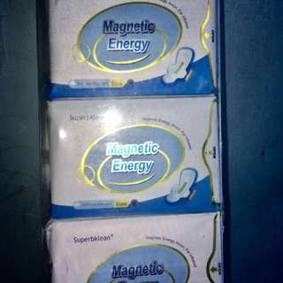 Superbklean Magnetic Energy Napkin
