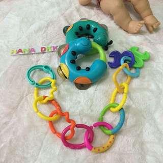 Set1 baby toys
