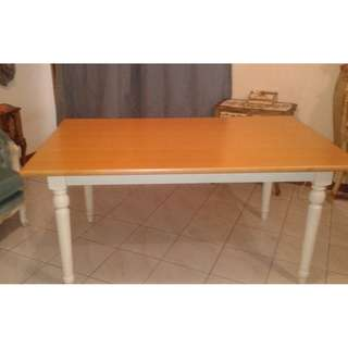 Beautiful French Provincial Kitchen / Dining Table