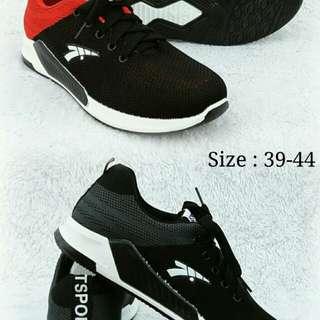 Sepatu sport running uk 39-44