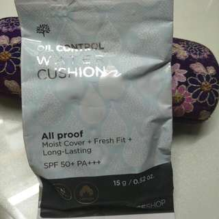 Oil Control Water Cushion Refill The Face Shop