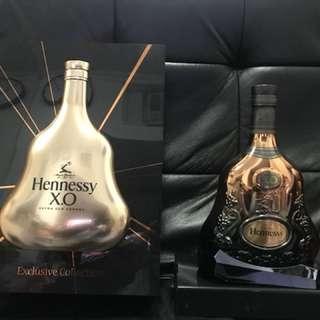Hennessy 軒尼詩 X.O.干邑 2012年 第5代 限量珍藏版 700ml 香港行貨