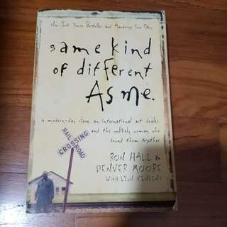 Same kind of different as me / ron hall & denver moore